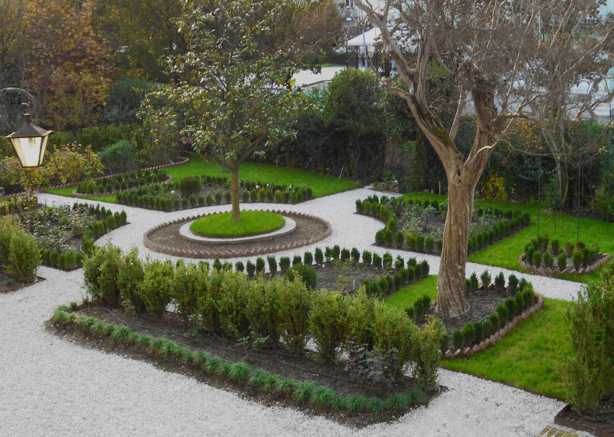Giardino storico Quinto - GreenVeronica