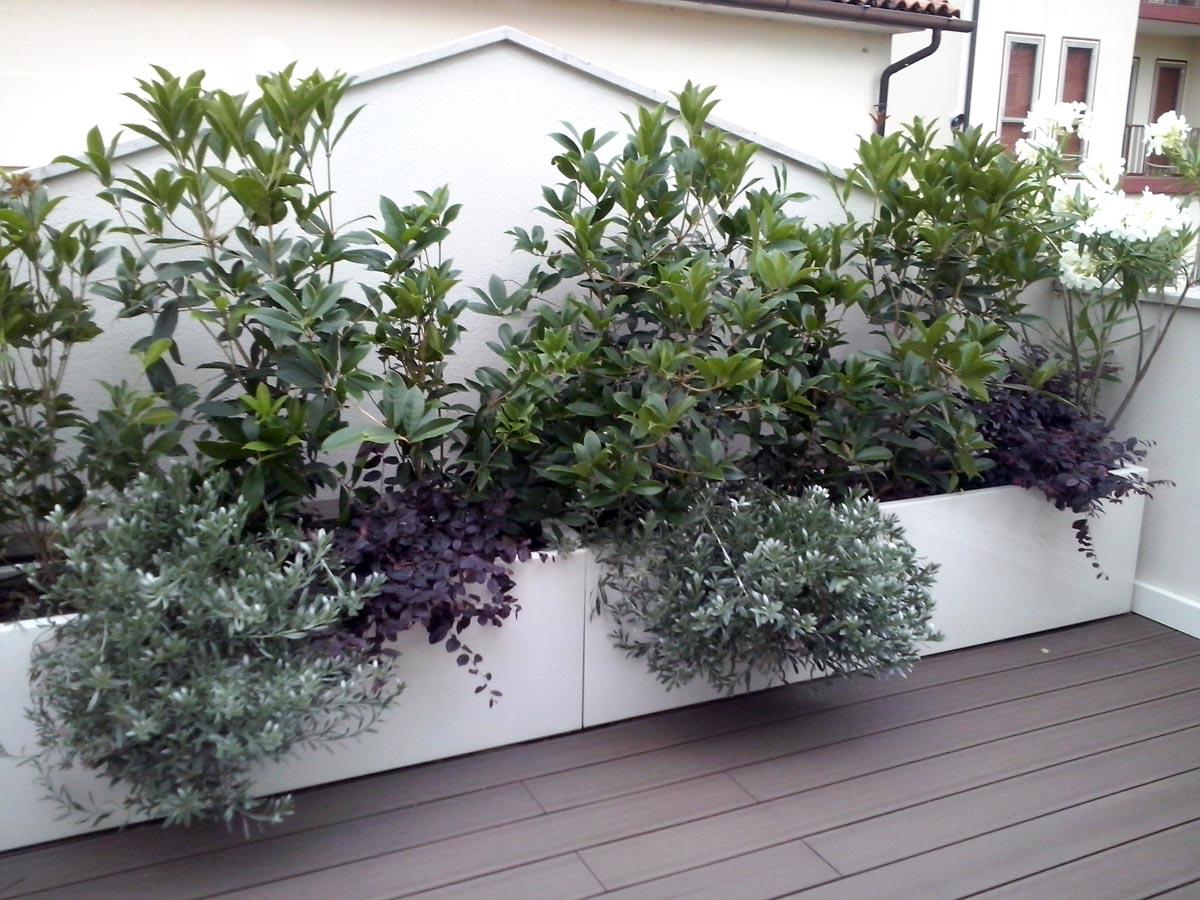 Piccola terrazza - GreenVeronica