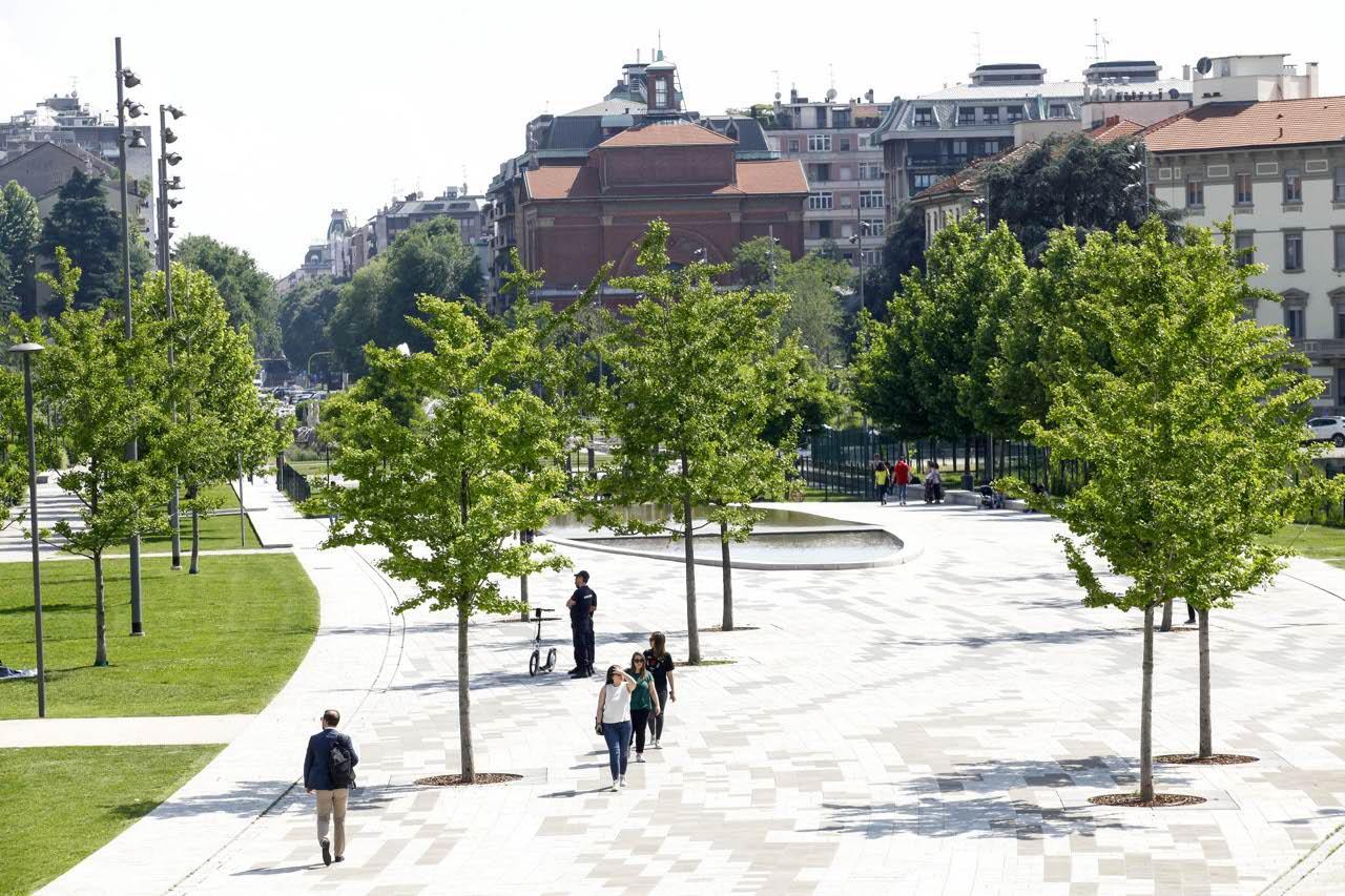 Milano foresta urbana